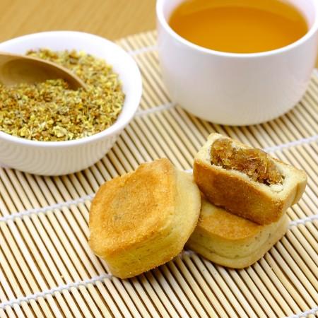 桂花鳳梨酥 (12入/盒)
